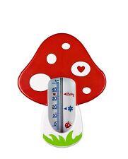 Los espejos castillo 11251 Baby suerte badethermometer hongos