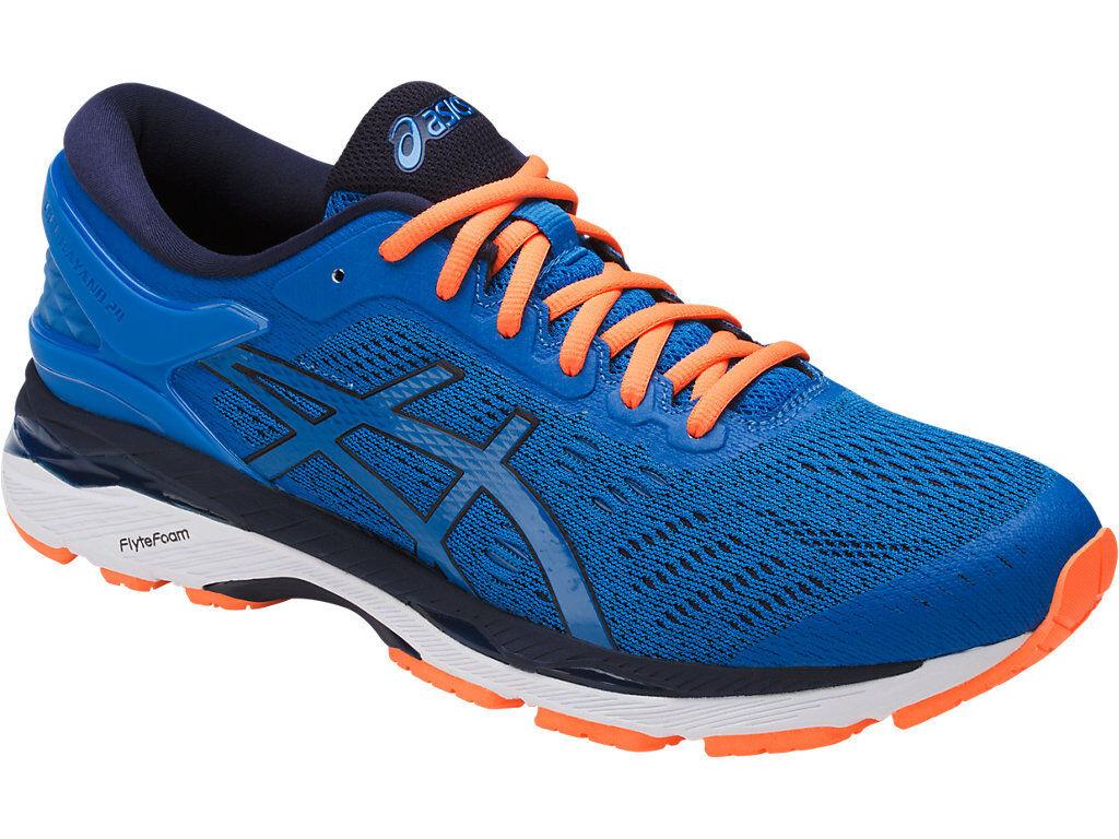 [asics] GEL-KAYANO 24 Directoire bluee Men's Running shoes T749N.4358 US 8-11.5