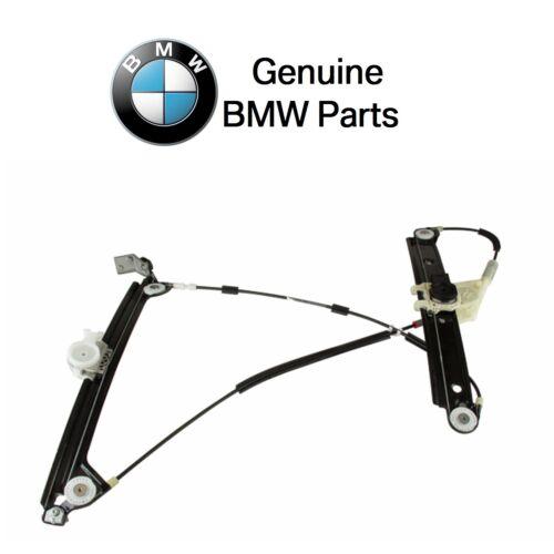 For BMW E82 128i 135i Front Driver Left Window Regulator w//o Motor Genuine