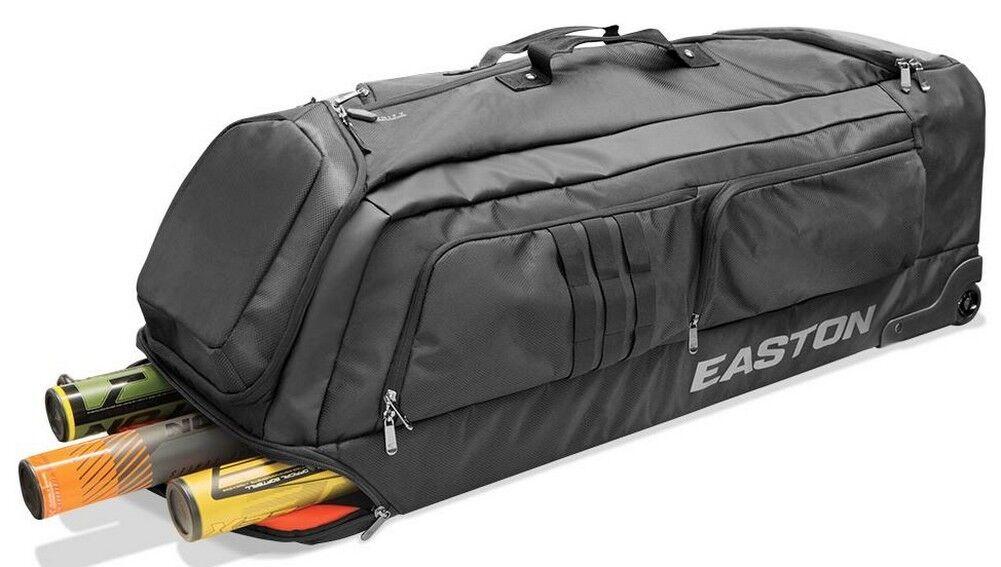 Easton Pro X Con Ruedas Bolso Bolsa  bate de 40  equipos de béisbol Softbol Negro A159040BK  ventas en linea