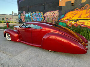 1939 Lincoln Zephyr Shaved