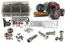 RC Screwz RCZTRA036  Traxxas Summit 4x4 RTR Stainless Steel Screw Kit