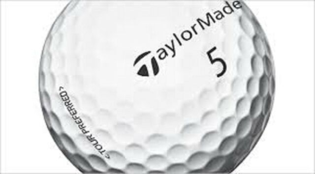 24 Taylormade Tour Preferred Used Golf Balls AAA - Free Dual Brush