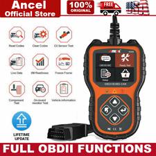 Automotive Obd2 Scanner Obd Code Reader Car Diagnostic Tool Check Engine Fault