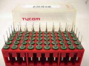 50-Tycom-PCB-CNC-Carbide-Drill-Bits-0-0160-inch-0-40mm-Jewelry
