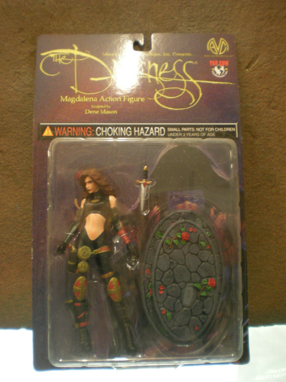 DARKNESS - MAGDALENA ACTION FIGURE - TOP COW - RARE