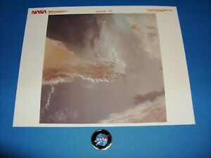 Apollo Nasa Sts-4 Earth View Shuttle Columbia Photo Seral #'s United Arab Emirates Collectibles