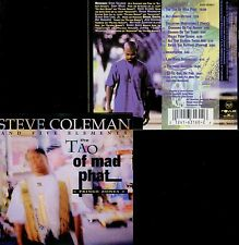 STEVE COLEMAN  the tao of mad phat , fringe zones