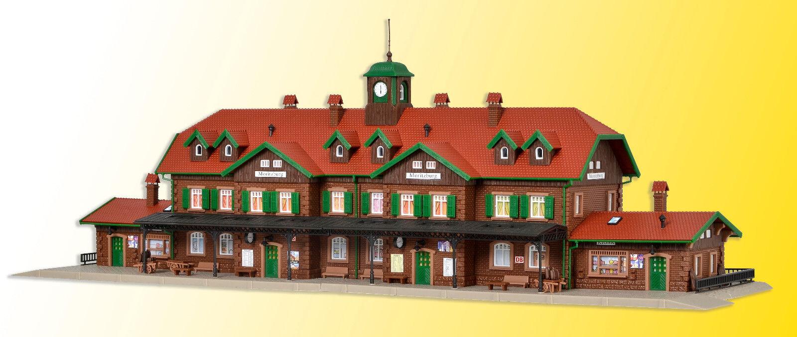 VOLLMER 47502 Spur N, stazione ferroviaria moritzbug  neu in OVP