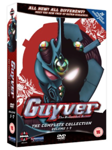 GUYVER-THE-BIOBOOSTED-ARMOR-DVD-NUOVO