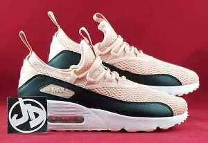 sports shoes fdd81 cbd4f Image is loading NIKE-AIR-MAX-90-EZ-GS-CORAL-STARDUST-