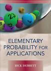 Elementary Probability for Applications by Rick Durrett (Hardback, 2009)