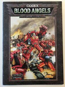 GW-WH40K-Codex-Blood-Angels-3rd-edition-1998-VG