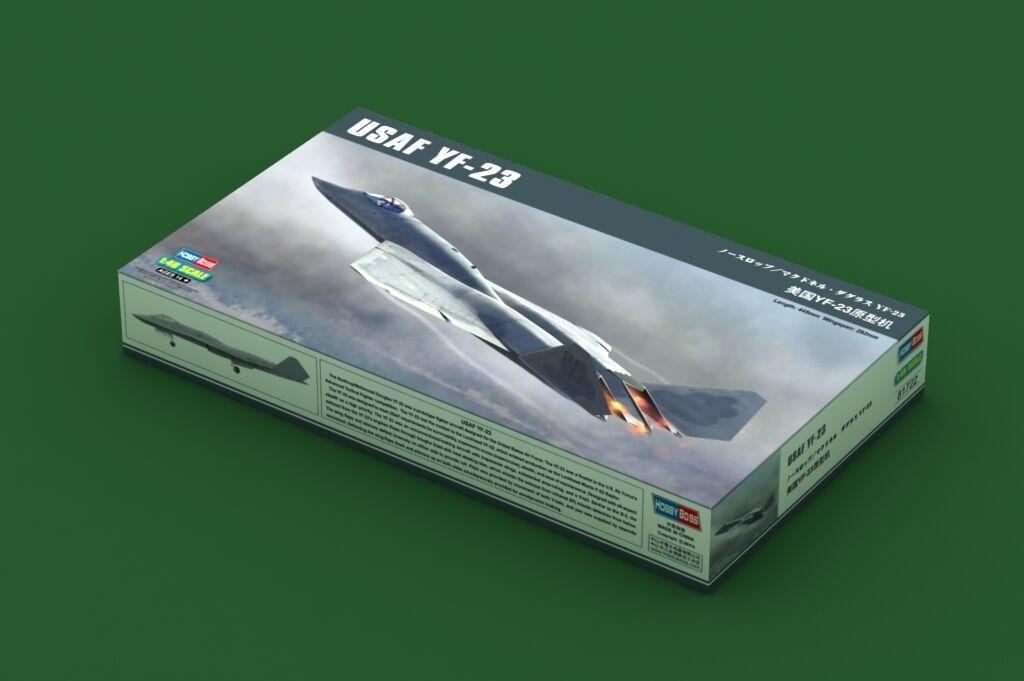 Hobbyboss 81722 1 48 USAF YF-23
