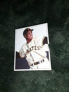 ROBERTO CLEMENTE - CHEWING GUM CARD - PITTSBURGH PIRATES - RARE CARD