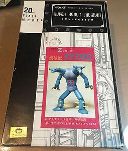 Musée de la série de robots Volks Orient Hero Mazinger z Mazinger Z-Doublas M2