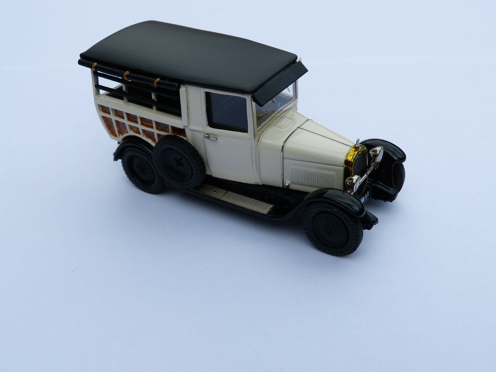 Miniature Cars CCC built Citroën B14 Baker 1928 Cover