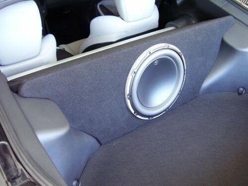 For a Nissan 370Z Custom Sub Box Subwoofer Speaker Enclosure