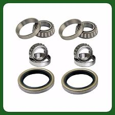 FRONT WHEEL BEARING(2OUTER+2INNER+2SEAL) FOR CHEVY S10 2WD RWD 1991-2003 (PAIR)