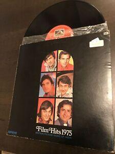 Rare Hindi Film HITS 1975 Sound Tracks Songs , Vinyl In Very  Good Conditon.