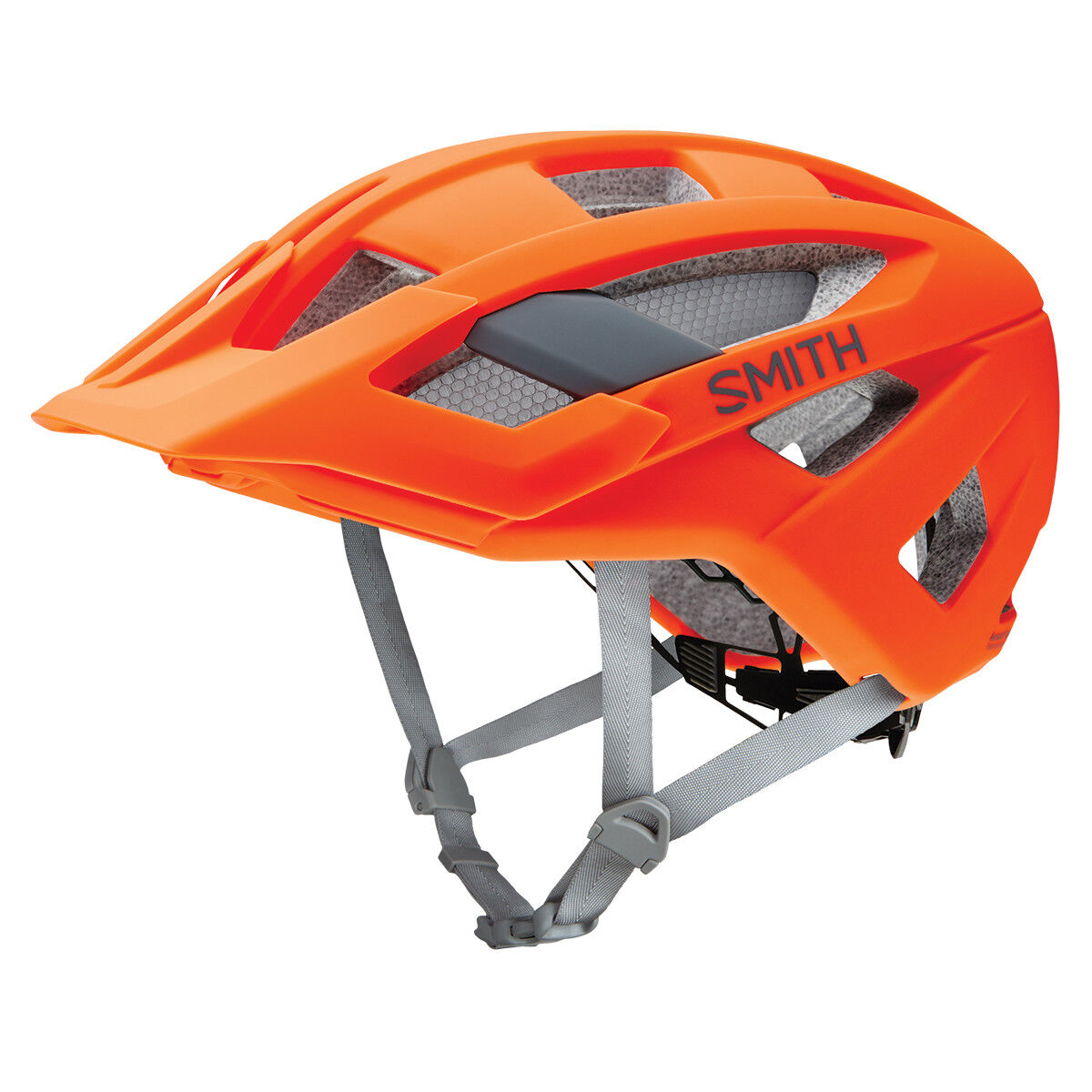 Smith Rover Mips Vtt Cycle Vélo Casque Mat Orange Fluo Kolroyd S M L