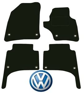 Vw Touareg DELUXE QUALITY Tailored mats 2002 2003 2004 2005 2006 2007 2008