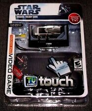 Star Wars Original Trilogy Touch Pad Video Game - Plug In NEW - STILL IN PACKAGE