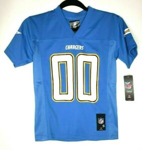 Outerstuff NFL Jersey LA Chargers Light