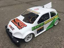 NEW Kamtec Vauxhall Corsa RC Banger Racing Body shell 1:12 ABS £5.99