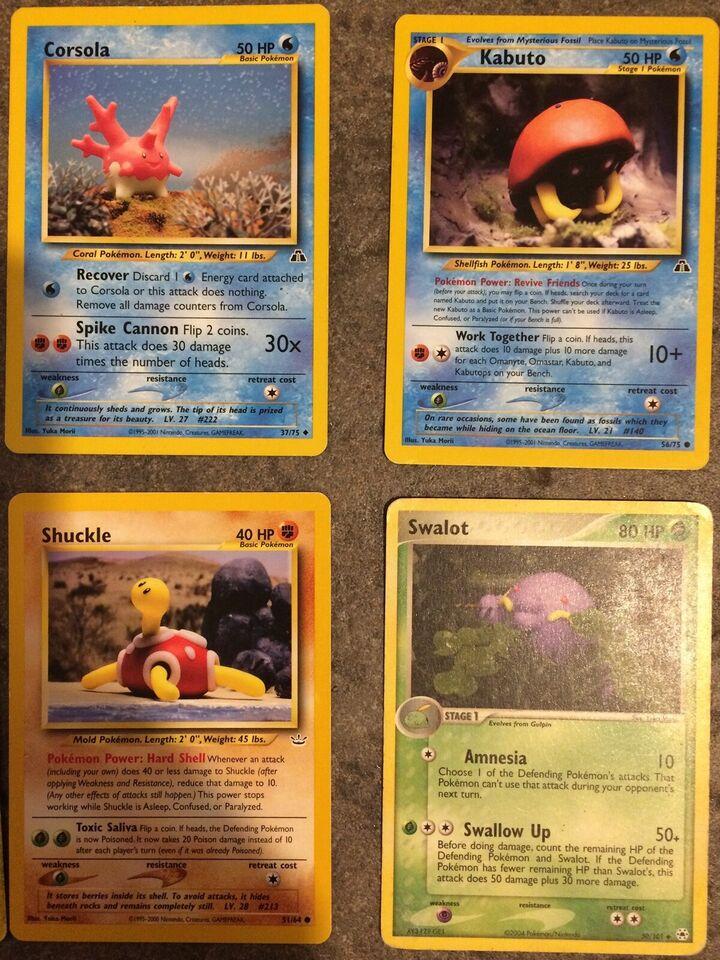 Samlekort, Pokemon
