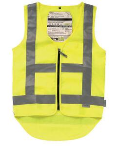 Durakit-Hi-Vis-Yellow-Vest