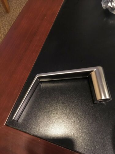 Onity GUEST ROOM HANDLE SATIN CHROME JH400580 NEW TOLEDO STYLE