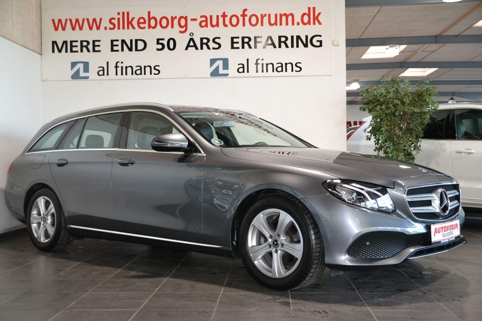 Mercedes E220 d 2,0 Avantgarde stc. aut. 5d - 419.900 kr.