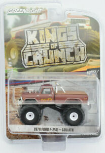 Greenlight 1:64 Kings of Crunch Sr 1 1979 Ford F-250