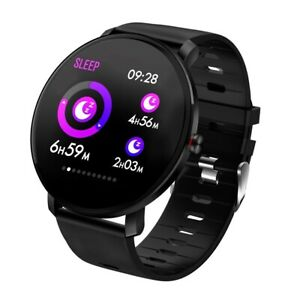 Unisex-K9-Smart-Watch-IP68-Waterproof-IPS-Full-Touch-Heart-Rate-Monitor-Fitness