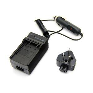 Ladegerät für Casio EX-Z Serien NP-40 NP-40DCA BC-30LDCA