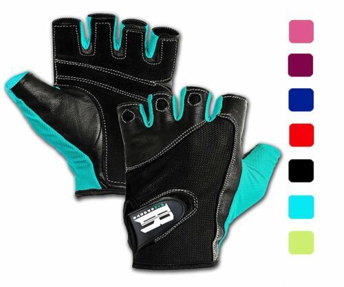 Cycling Biking Weight Training RIMSports Gym Gloves for Powerlifting