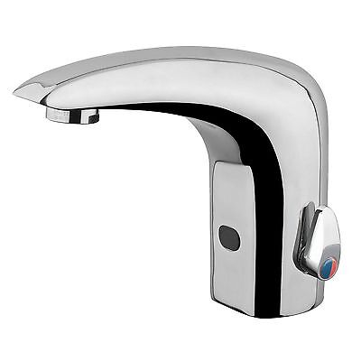 Waschtischarmatur Infrarot automatischer Wasserhahn berührungslos zeitgesteuert