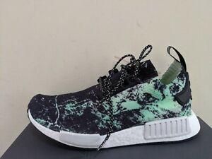 adidas nmd r1 primeknit aero green