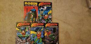 Robin Chuck Dixon tpb lot vol 1-5 batman