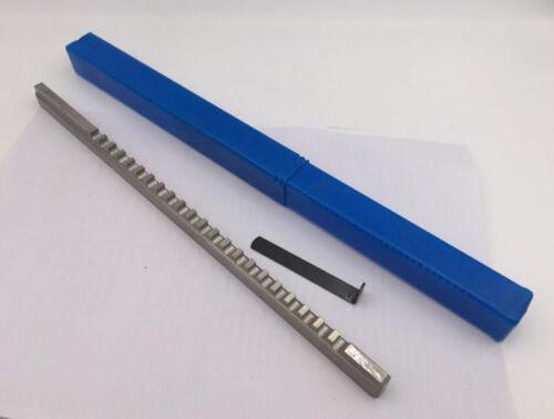 "B Type 3//16/"" Inch Size Keyway Cutting Broach Cutter Tool CNC Metalworking b"
