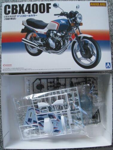 Honda CBX400F 1981  Bausatz  AOSHIMA  1:12  OVP  NEU