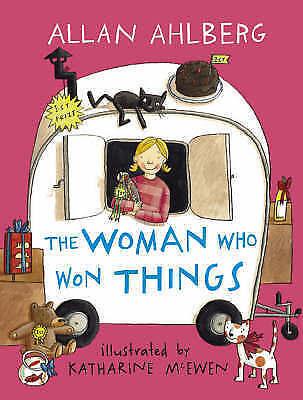 Allan Ahlberg, Woman Who Won Things (B&W), Very Good Book