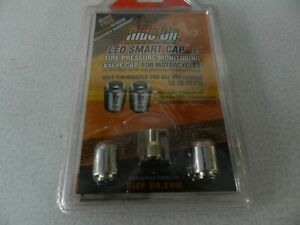 Harley-Davidson-New-Ride-On-Motorcycle-LED-Smart-Pressure-Monitoring-Valve-Caps