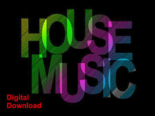 Ultimate house music collection 2015-2017 3,200 tracks full length DJ - Download