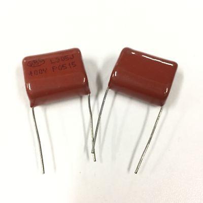 5pcs 400V 474 J 0.47uf 470nf 470000pf P20 CL21 CBB metal film capacitor