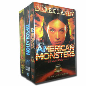The-Demon-Road-Trilogy-Derek-Landy-3-Books-Collection-Set-1-3-American-Monster