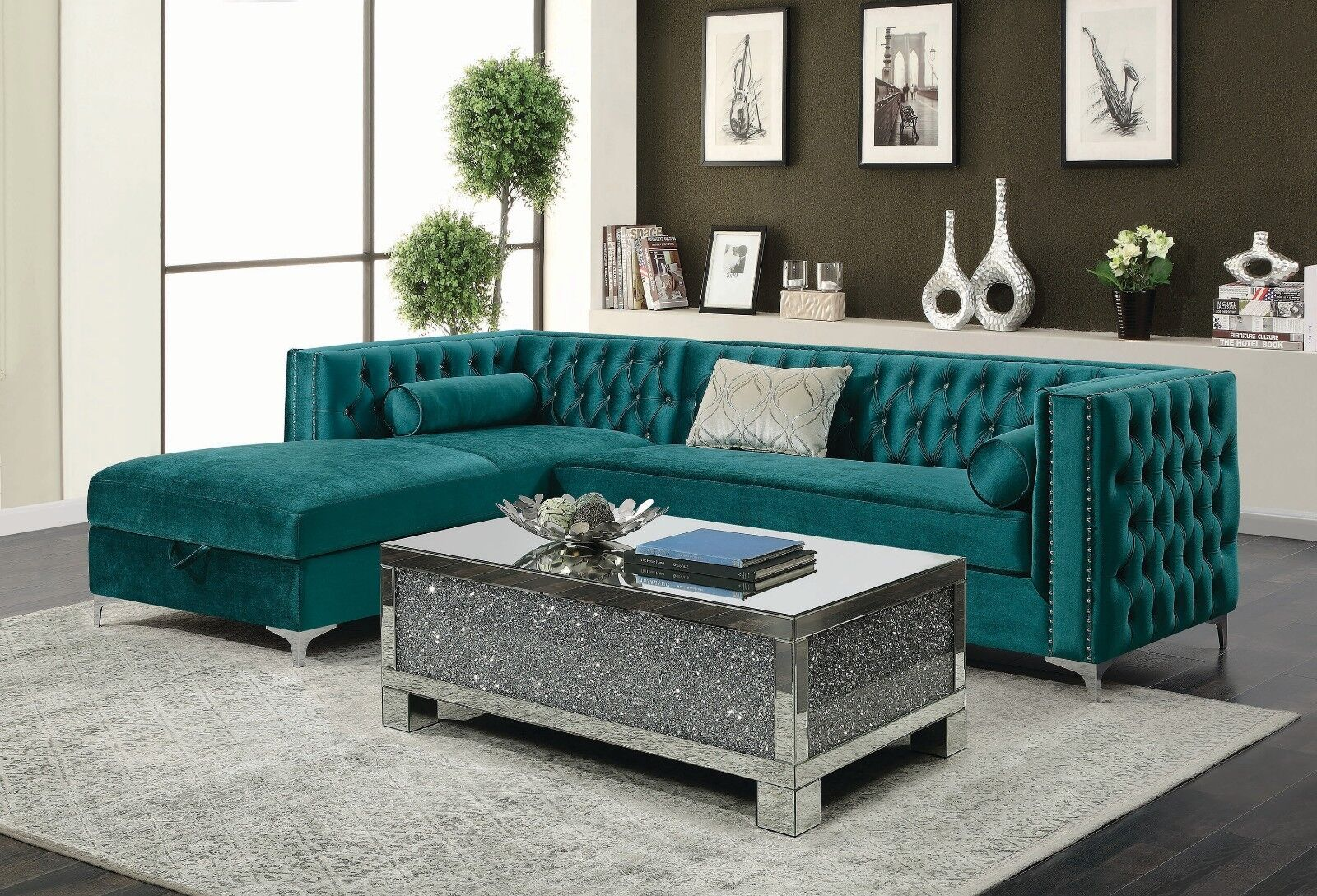 Storage Sofa Sectional Living Room