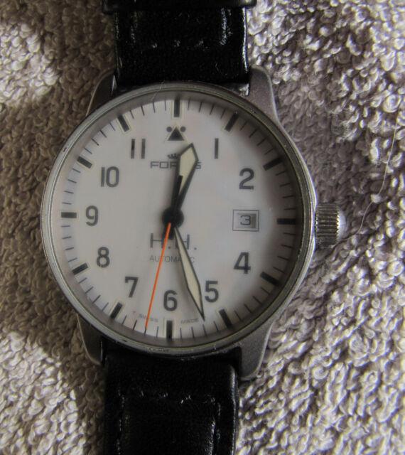 Fortis Fliegeruhr mit mechanischem Automatikwerk - 595.10.46