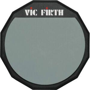 """Vic Firth Single Sided Practice Pad 12"""" Pad pratica allenamento per Batteristi"""